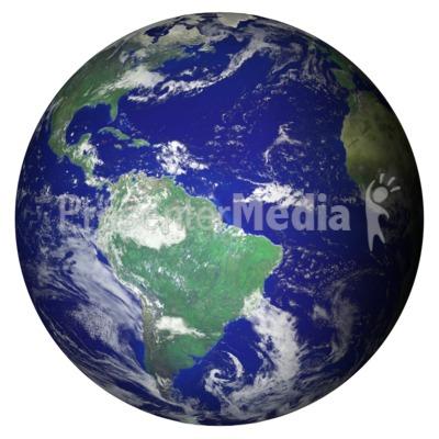 Earth PowerPoint Clip Art