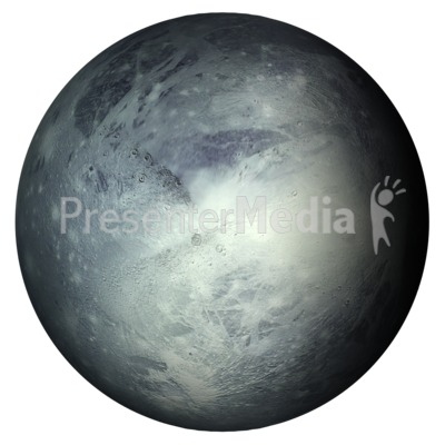 The Planet Pluto - Presentation Clipart - Great Clipart ...