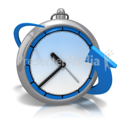 ticking clock animation for powerpoint. id 12158 bend around time presentation clipart ticking clock animation for powerpoint