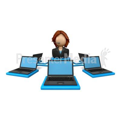 Webinar Education PowerPoint Clip Art