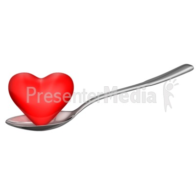 Heart Healthy Eating PowerPoint Clip Art