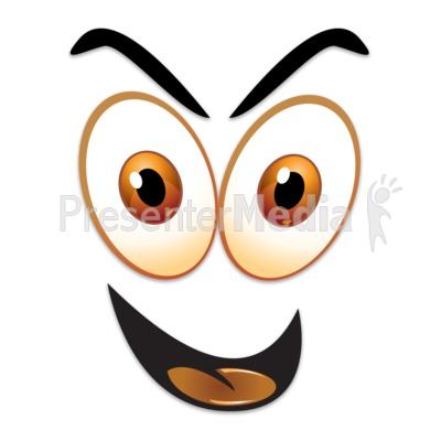 mad crazy eyes education and school great clipart for