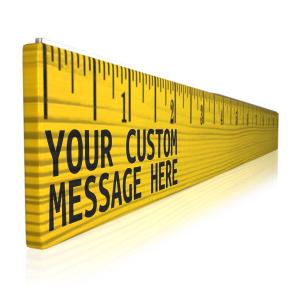 ID# 13650 - Custom Text Ruler - Presentation Clipart