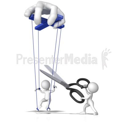 Freeing From Control PowerPoint Clip Art