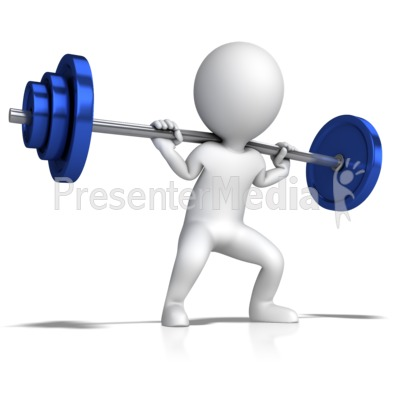 Working Out On Treadmill Medical And Health Great Clipart For