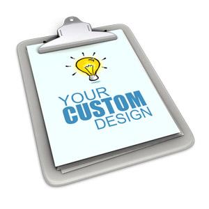 ID# 15291 - Custom Clipboard - Presentation Clipart