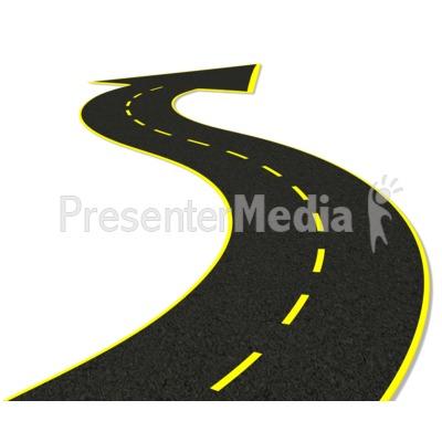 Street Arrow Point - Presentation Clipart - Great Clipart ...