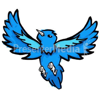 Toon Bird Flying Sketch - Presentation Clipart - Great Clipart for ...
