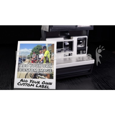 Instant Photo Memory Custom Presentation clipart