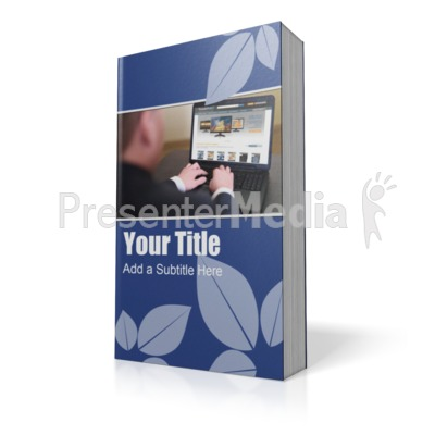 Paperback Book Presentation clipart