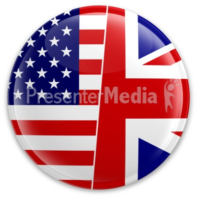Us uk flag button presentation clipart great clipart for us uk flag button powerpoint clip art toneelgroepblik Choice Image