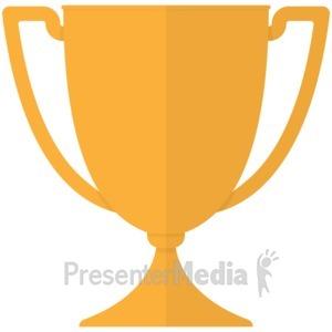ID# 17029 - Trophy - Presentation Clipart