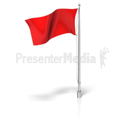 White Flag On Flag Pole - Signs and Symbols - Great Clipart for ...