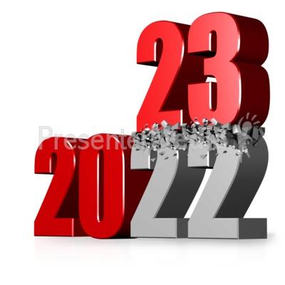 Year Crush Year PowerPoint Clip Art