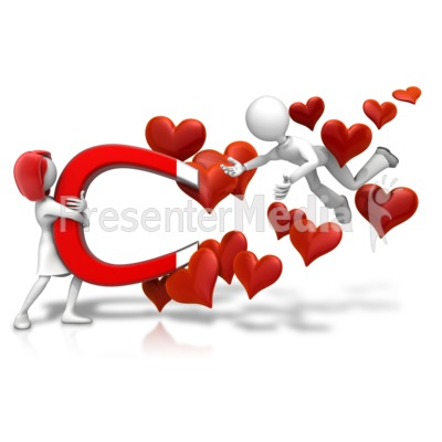 Love Attraction Male PowerPoint Clip Art