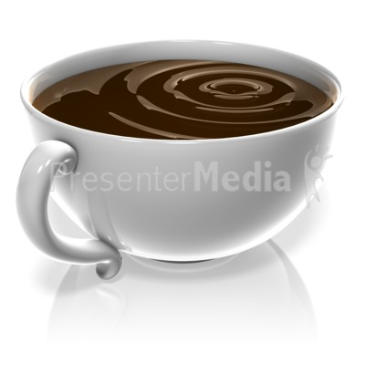 Cup Of Coffee PowerPoint Clip Art