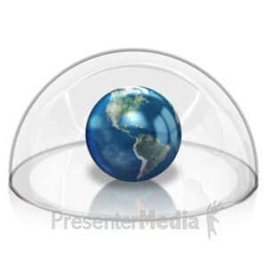 ID# 18569 - Earth Dome Living - Presentation Clipart