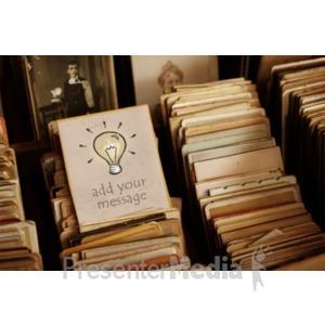 ID# 18670 - Old Photos - Presentation Clipart