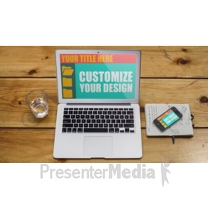 ID# 19029 - Cross Device Design Custom - Presentation Clipart
