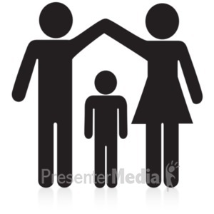 ID# 19290 - Protect Our Little Ones - Presentation Clipart