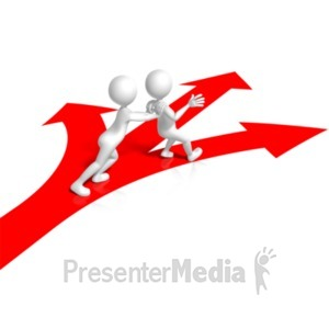 ID# 20805 - Pressure No Choice - Presentation Clipart