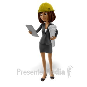 ID# 21585 - Talia Construction Plans - Presentation Clipart