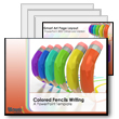 ID# 315 Colored Pencils Writing PowerPoint Template