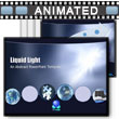Liquid Light - PowerPoint Template
