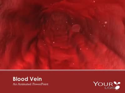 Red blood cell vein a powerpoint template from presentermedia red blood cell vein powerpoint template pronofoot35fo Choice Image
