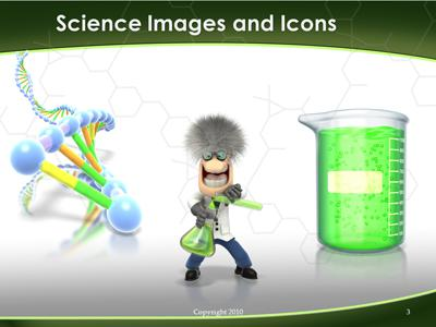 Scientist Science Experiments  A Powerpoint Template From