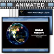 Global Network - PowerPoint Template