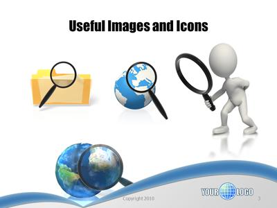 Global search a powerpoint template from presentermedia home powerpoint templates toneelgroepblik Image collections