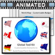 Global Tool Kit PowerPoint template