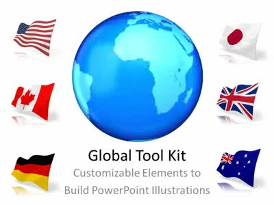 ID# 2433 - Global Tool Kit - PowerPoint Template