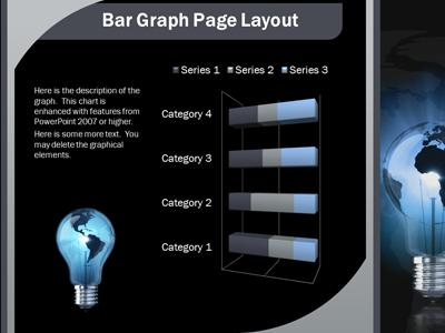 Global world energy a powerpoint template from presentermedia powerpoint template loading preview close pronofoot35fo Images