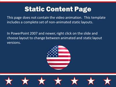 Fireworks celebration a powerpoint template from presentermedia home powerpoint templates toneelgroepblik Choice Image