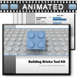 Building Blocks Tool Kit - PowerPoint Template