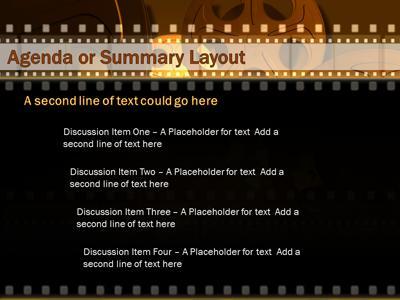 free movie powerpoint templates