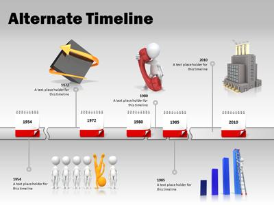 timeline tool kit a powerpoint template from