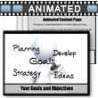 Your Goals And Objectives - PowerPoint Template