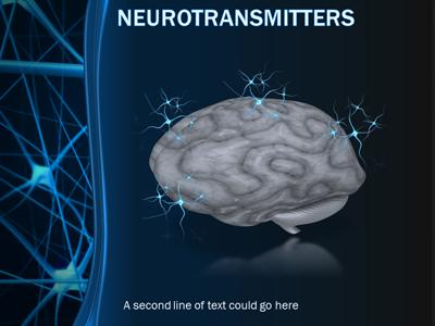 Brain Neurons  A Powerpoint Template From PresentermediaCom