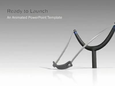 ID# 4976 - Ready To Launch - PowerPoint Template
