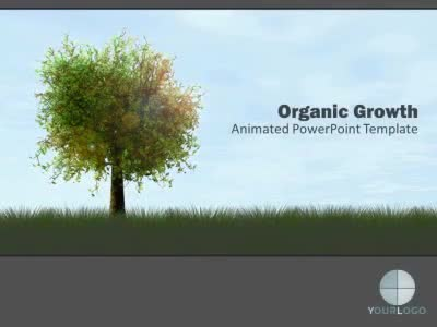 ID# 5107 - Organic Growth Alternate - PowerPoint Template