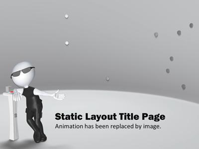Mission Impossible PowerPoint Template