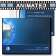ID# 6277 Abstract Earth PowerPoint Template