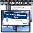 ID# 6286 Skyline Billboard PowerPoint Template