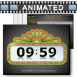 ID# 6655 Countdown Timer PowerPoint Template