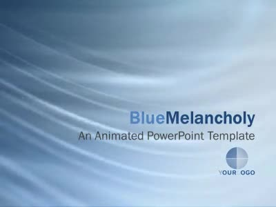 blue powerpoint themes