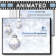 Christmas Ornaments - PowerPoint Template