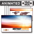 ID# 7239 - Abstract Sunrise - PowerPoint Template